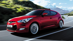 Veloster Generous Performance with Exceptional Efficiency