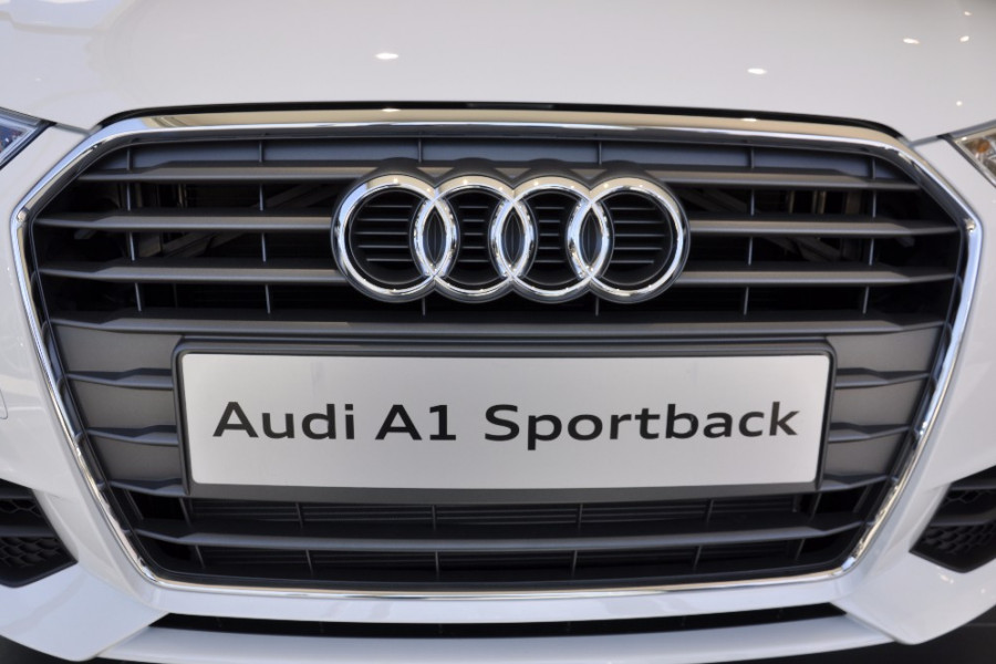 2017 Audi A1 8X Sportback 1.0 TFSI Hatch