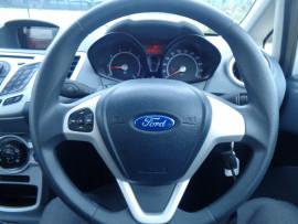 2013 Ford Fiesta WZ AMBIENTE Hatchback