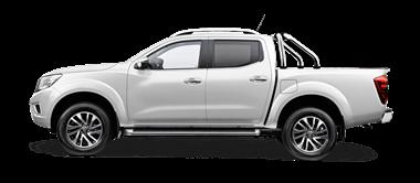Navara - ST-X 4X2 Dual Cab Pickup Auto