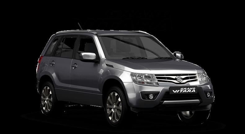 New Suzuki Grand Vitara