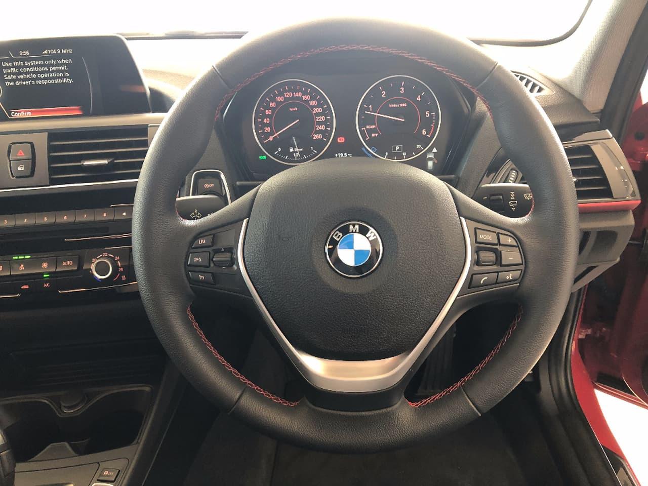 2017 BMW 1 Series F20 LCI Sport Line Hatchback