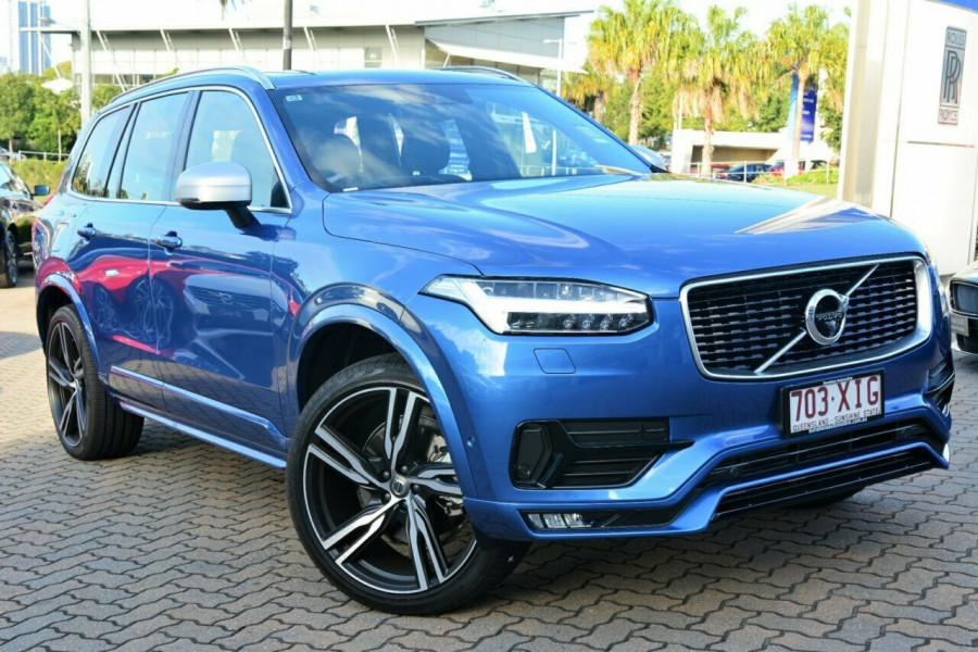 2017 MY Volvo XC90 L Series D5 R-Design Wagon