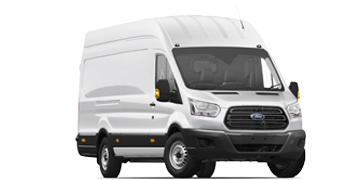 350E Jumbo Van SRW