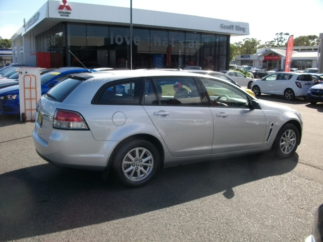 2013 MY14 Holden Commodore VF Evoke Wagon