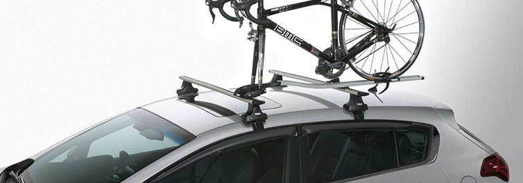"""<img src=""""Bicycle Carrier - Fork Mounted"""