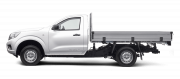 New DX 4X4 Single Cab Chassis