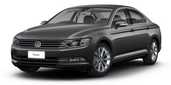 2017 MY18 Volkswagen Passat Sedan 3C (B8) 132TSI Comfortline Sedan