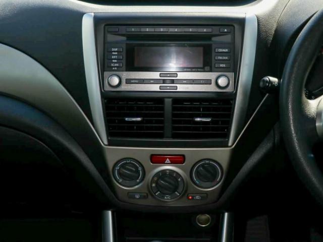 2009 MY Subaru Forester S3 MY09 X AWD Limited Edition Wagon