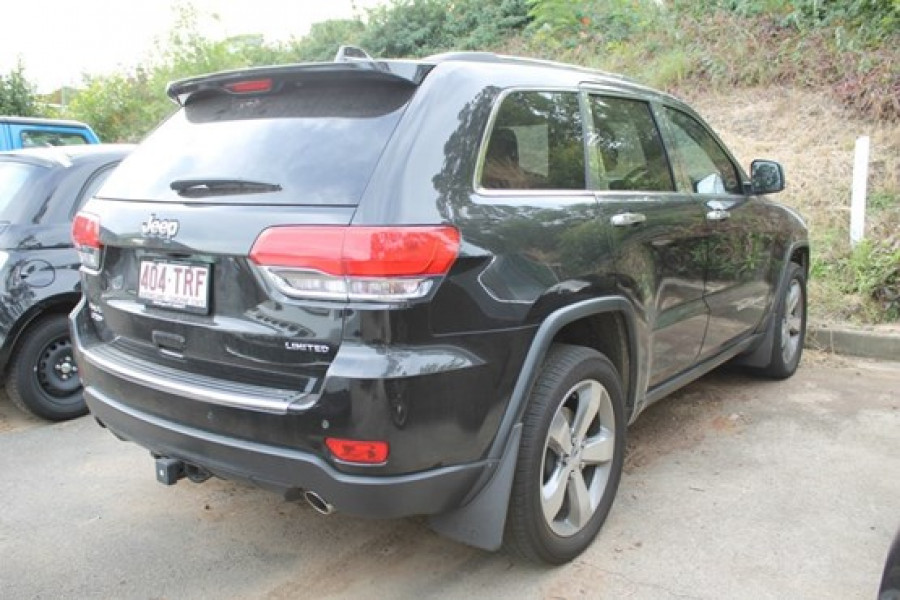 2013 jeep grand cherokee wk limited wagon for sale crick auto group. Cars Review. Best American Auto & Cars Review
