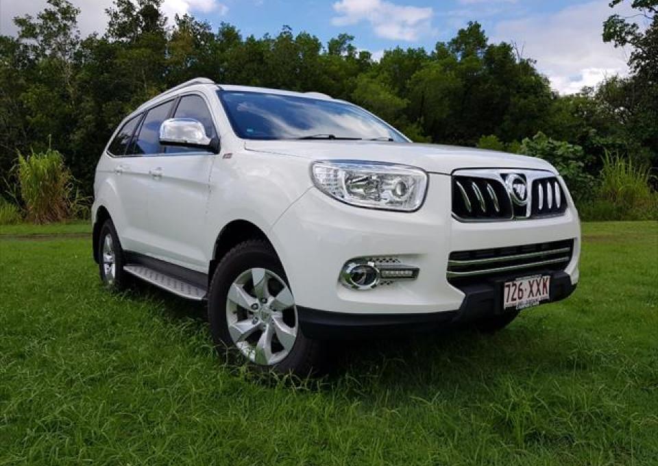 2017 Foton Suavana U201 Luxury Wagon