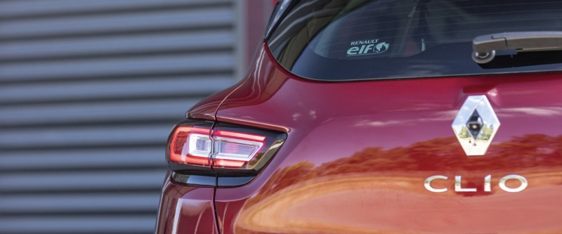 Clio LED Tail lights