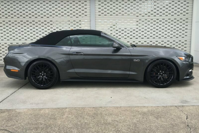 2016 MY17 Ford Mustang FM MY17 GT SelectShift Convertible