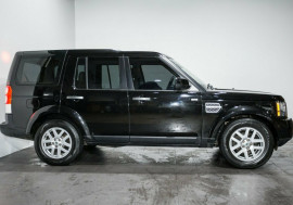 2012 MY Land Rover Discovery 4 Series 4 MY12 TdV6 CommandShift Wagon