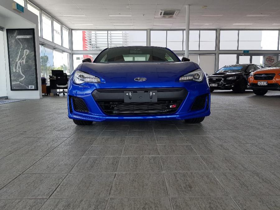 2017 MY18 Subaru BRZ Premium BRZ Coupe