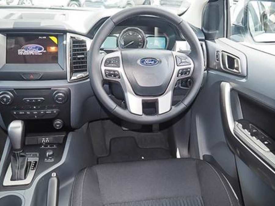 2017 Ford Ranger PX MkII 4x4 XLT Double Cab Pickup 3.2L Utility - dual cab