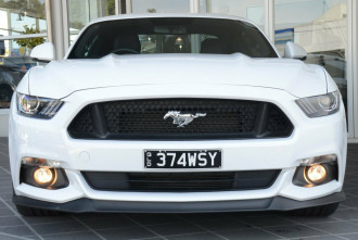 2016 MY17 Ford Mustang FM MY17 GT Fastback SelectShift Fastback