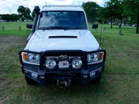 Toyota Landcruiser GXL VD
