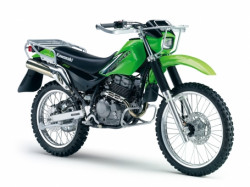 New Kawasaki Stockman 250