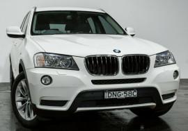 BMW X3 xDrive28i Steptronic F25 MY0412