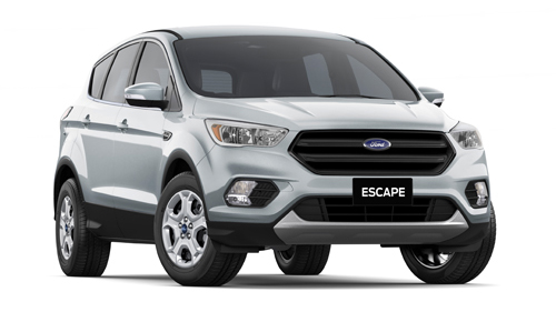 2017 MY17.5 Ford Escape ZG Ambiente AWD Wagon