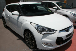 Hyundai Veloster Coupe FS4 Series II