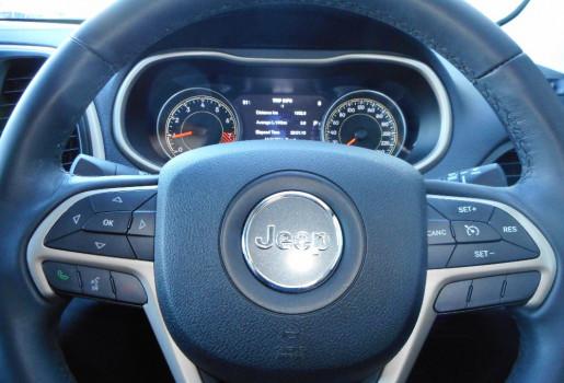2015 MY16 Jeep Cherokee KL Limited Wagon