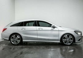 2015 MY06 Mercedes-Benz CLA200 X117 806MY Shooting Brake DCT Wagon
