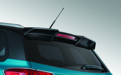 Roof Spoiler(Colour coded)