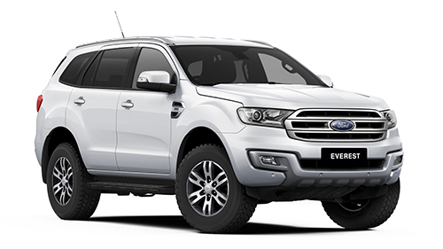 Ford Everest Cool White >> 2017 Sold For Sale In Shepparton Darryl Twitt Ford