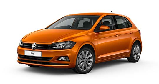 2018 MY18.5 Volkswagen Polo AW Launch Edition Hatchback