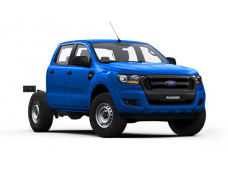 Ford Ranger 4x4 XL Double Cab Chassis 3.2L PX MkII