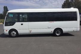 2013 MITSUBISHI ROSA DELUXE ROSA Bus