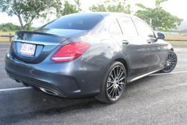 2015 Mercedes-Benz C250 W205 7G-TRONIC + Sedan