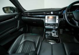 2015 MY Maserati Quattroporte M156 MY15 Sedan
