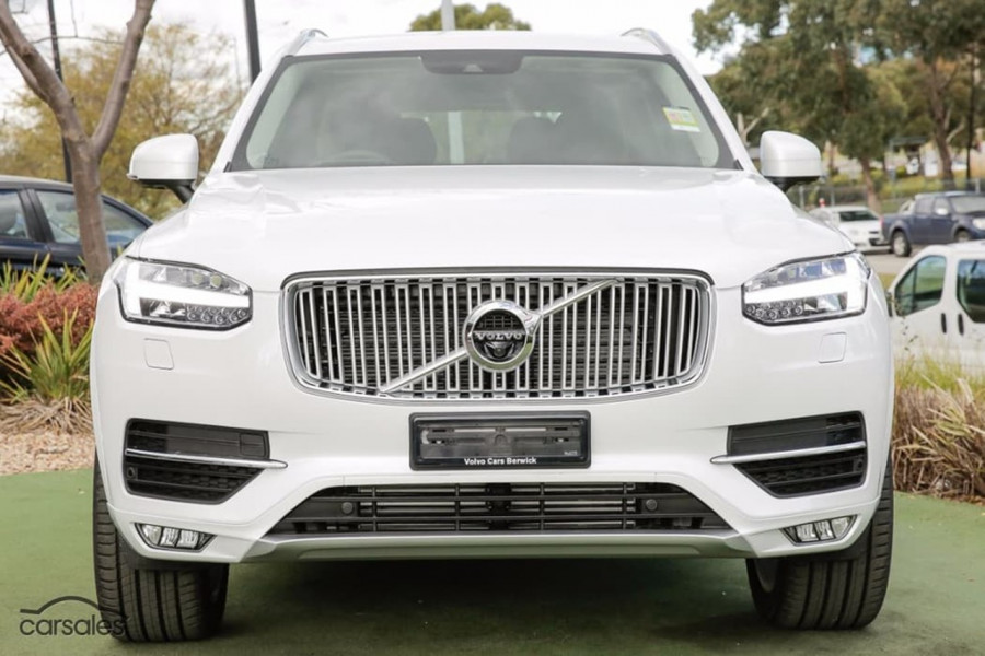 2017 Volvo XC90 L Series D5 Inscription Wagon