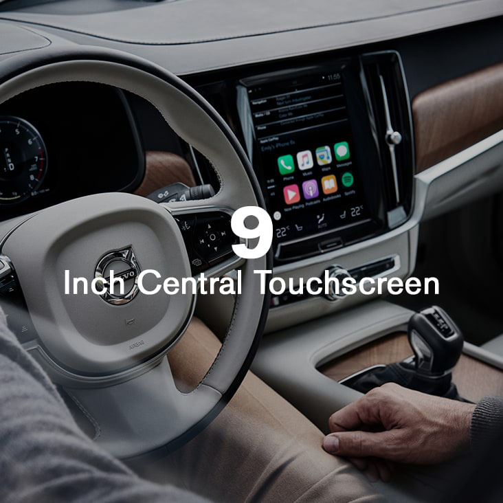 S90 Intuitive interface
