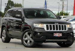 Jeep Grand Cherokee Overland WK MY2011