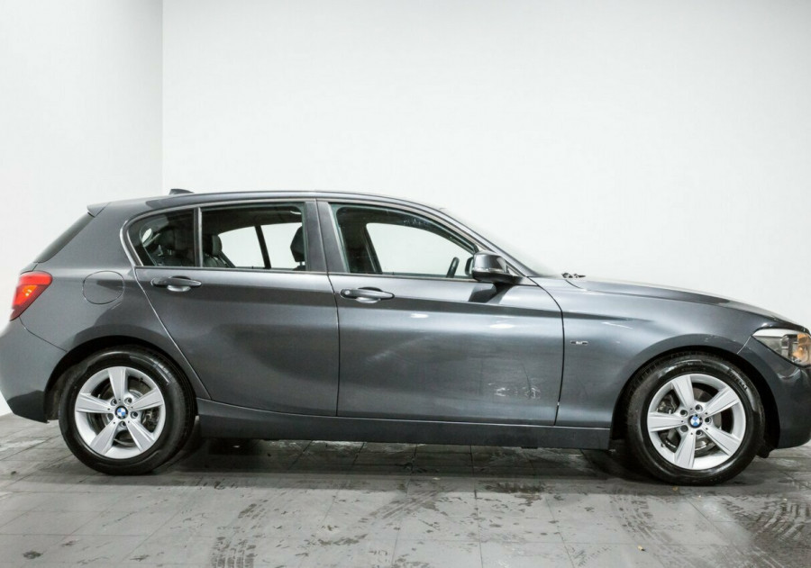 2013 BMW 116i F20 Hatchback