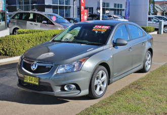 Holden Cruze SRi Used JH Series II