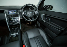 2017 Land Rover Discovery Sport L550 Si4 SE Wagon