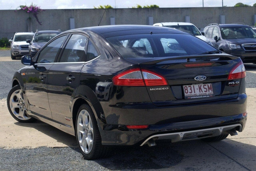 2007 Ford Mondeo MA XR5 Turbo Hatchback