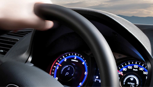 i40 Tourer Agile and responsive driving
