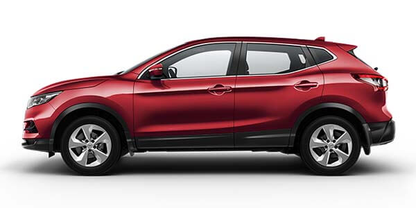 2017 MY18 Nissan QASHQAI J11 Series 2 ST Hatchback