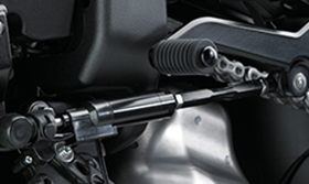 2016 Ninja ZX-10R ABS KQS (Kawasaki Quick Shifter)