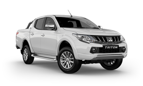 GLS Double Cab Pick Up 4WD
