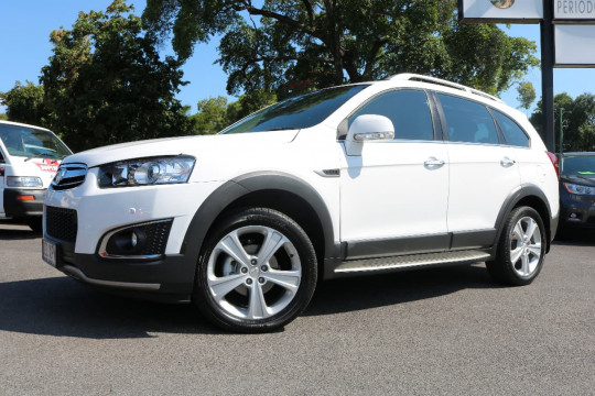 Holden Captiva 7 LTZ CG MY15
