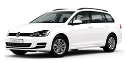 New Volkswagen Golf Wagon