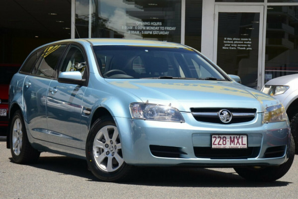 Holden Commodore Omega Sportwagon VE MY09.5