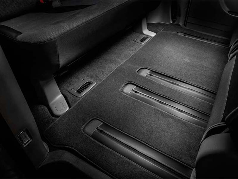 Tailored Carpet Floor Mats (Third Row Only)